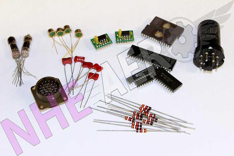 NHE AERO: Venta de componentes electrónicos y tarjetas electrónicas en 2019 0